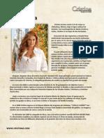 Biografia En Español de Cristina Eustace 2