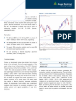 Daily Technical Report, 27.05.2013