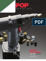 Emhart POP Blind Rivet Nuts - USA Catalogue