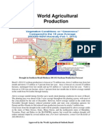 World Agriculture Production-USDA Feb-2012