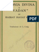 Sinfonía Divina o 'Vadan' - Inayat Khan