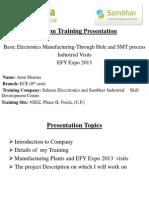 Presentation pcb
