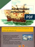 Os Descobrimentos Portugueses- Ana Rita Frade