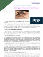 Conociendo Al Aedes Aegypti