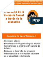 Prevension Violencia Extra