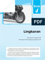 05 Bab 4. PERSAMAAN LINGKARAN