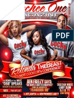 GeeChee One Volume 7 Issue 2