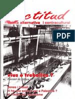 Revista ACTITUD - 1997 - Vius o treballes?