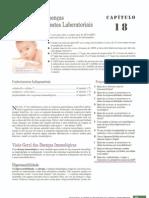 Capítulo 18 (Imunologia II - Doenças imunológicas e testes laboratoriais)
