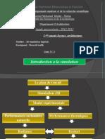 COUR 1- Introduction à la simulation