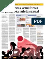 De las fietas semáforo a la peligrosa ruleta sexual