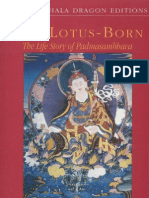 Yeshe Tsogyal - The Lotus Born - The Life Story of Padmasambhava