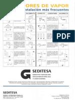 Seditesa- Errores de instalación más frecuentes en la instalación de purgadores-Ht12