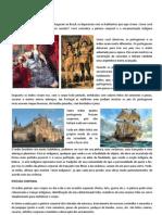 Arte Indígena na chegada dos Portugueses