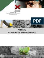 Projetos Central de Britagem GNX