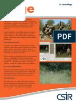 A_camouflage Flyer CSIR