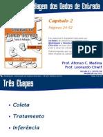 Capítulo 2 - Coleta e Modelagem dos Dados de Entrada