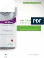 Visalus Vishape Shake Facts