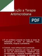 Introdução a Terapia antimicrobiana