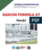 RF7 - Parcari