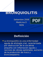 Revision actualizada 2008 de bronquiolitis
