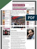 26-05-2013 Impensable que el PAN repita el triunfo del 2012; próxima Elección será del PRI
