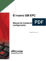 GM EPC 4 Installation Guide_Spanish