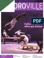 Chloroville #106 - juin 2013