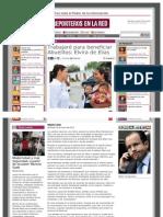 26-05-2013 Trabajaré para beneficiar Abuelitos