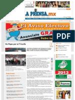 26-05-2013 Va Pepe por el Triunfo