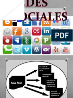 Redes Sociales Charla