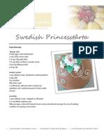 Swedish Princesstårta