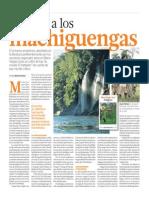 Escribir a Los Machiguengas