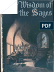 AMORC - The Wisdom of the Sages (1933).pdf