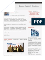 CADsoft Consulting March 2013 Newsletter