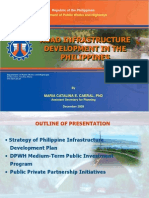 Road Infrastructure Development in the Philippines