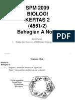 1. SPM 2009 Biologi Kertas 2 No 1 (Panel - Ridza).pptx