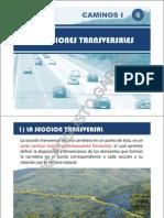 16.00 SECCIONES TRANSVERSALES