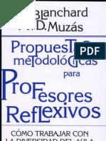 Prppuestas metodológicas