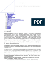 Sistema Adquisicion Senales Trifasicas Interfaz Labview