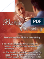Counseling Foundations 1