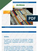 2012-02 - S03 - Archivos secuenciales