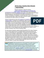 Direccionamiento IP Sin Clase