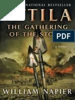 Attila_ the Gathering of the Storm - William Napier