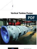 Vertical Pump Detailed Catalog