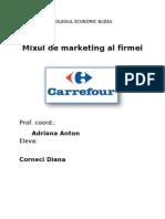 Mediu Concurential Carrefour