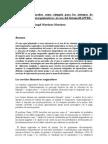 El Sector Asegurador Como Ejemplo Para Los Sistemas de Informacion Interorganizativos