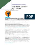Antioxidants Block Exercise Recovery. AOX e EXERCÍCIO. TOP
