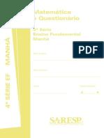 saresp 2