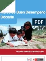 MED Marco de Buen Desempeño Docente (1)